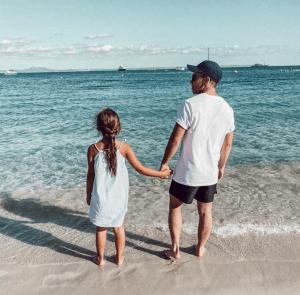 Henning und seine Tochter